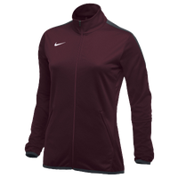 Nike Team Epic Jacket - Women's - Maroon / Grey
