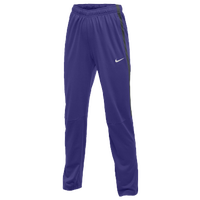 Nike Team Epic Pants - Women's - Purple / Grey