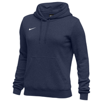 Nike Team Club Fleece Hoodie - Women's - Navy / Navy
