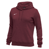Nike Team Club Fleece Hoodie - Women's - Cardinal / Cardinal