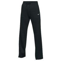 Nike Team Club Fleece Pants - Women's - All Black / Black