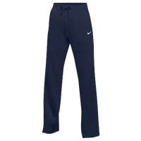 Nike Team Club Fleece Pants - Women's - Navy / Navy
