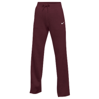 Nike Team Club Fleece Pants - Women's - Cardinal / Cardinal