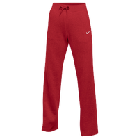 Nike Team Club Fleece Pants - Women's - Red / Red