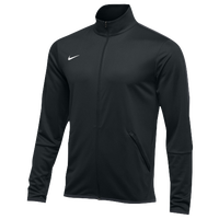 Nike Team Epic Jacket - Boys' Grade School - All Black / Black