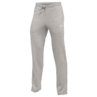 Nike Team Club Fleece Pants - Boys' Grade School - Grey / Grey
