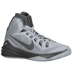 Nike Hyperdunk 2014 - Men's - Wolf Grey/Pure Platinum/Dark Grey