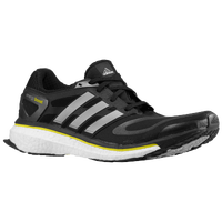 adidas Energy Boost - Men's - Black / Silver