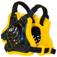 Cliff Keen F5 Tornado Headgear - Men's - Black / Gold