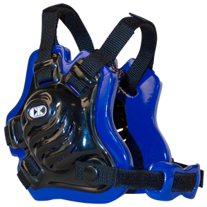 Cliff Keen F5 Tornado Headgear - Men's - Black/Royal/Black