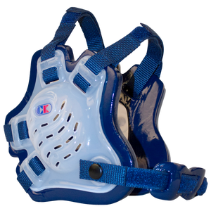 Cliff Keen F5 Tornado Headgear - Men's - Translucent/Navy/Navy