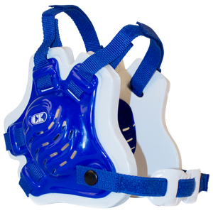 Cliff Keen F5 Tornado Headgear - Men's - Royal/White/Royal
