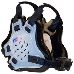 Cliff Keen F5 Tornado Headgear - Boys' Grade School - Translucent/Black/Black