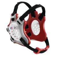 Cliff Keen F5 Tornado Headgear - Boys' Grade School - Red / Black