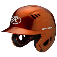 Rawlings Coolflo R16 Senior Batting Helmet - Men's - Orange / White