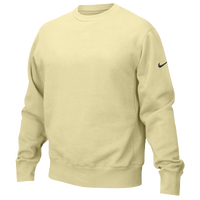 Nike Team Core Crew Fleece - Men's - Gold / Gold