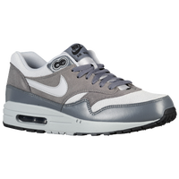 Nike Air Max 1 - Men's - Grey / Grey