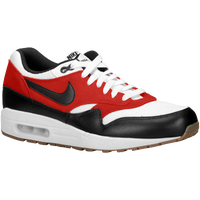 Nike Air Max 1 - Men's - White / Black
