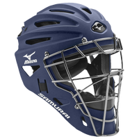 Mizuno Samurai Catchers Helmet G4 - Boys' Grade School - Navy / Navy