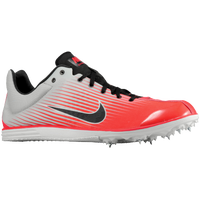Nike Zoom Rival D 7 - Men's - Red / Grey