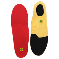 Spenco PolySorb Walker Runner - Red / Yellow