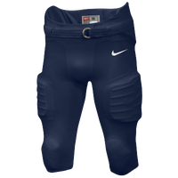 Nike Hyperstrong Integrated Pants - Boys' Grade School - Navy / Navy
