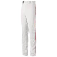 Mizuno Premier Pro Piped Pants - Men's - White / Red