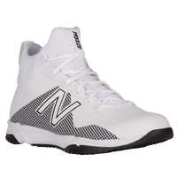 New Balance FreezeTurf Mid - Men's - White / Silver