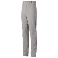 Mizuno Premier Pro Piped Pants - Men's - Grey / Navy