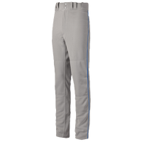 Mizuno Premier Pro Piped Pants - Men's - Grey / Blue