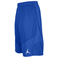 Jordan Prospect Shorts - Men's - Blue / Blue