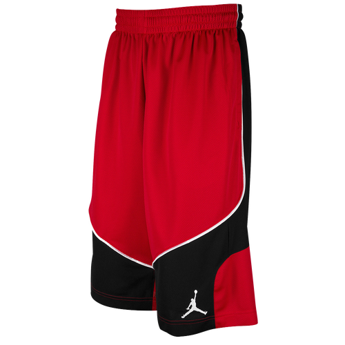 093d8cb32526ff Jordan Prospect Shorts Mens Basketball Clothing Black Black on PopScreen