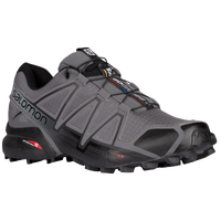Salomon Speedcross 4 - Men's - Grey / Black