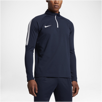 Nike Academy 1/2 Zip Top - Men's - Navy / White