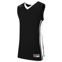 Nike Team National Varsity Jersey - Boys' Grade School - Black / White