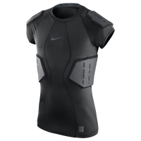 Nike Hyperstrong Core 4-Pad Top - Men's - Black / Grey