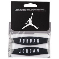 Jordan Skinny Dri-FIT Bands - Men's - Black / White