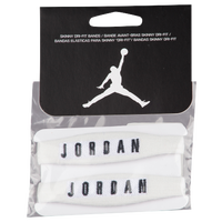 Jordan Skinny Dri-FIT Bands - Men's - White / Black