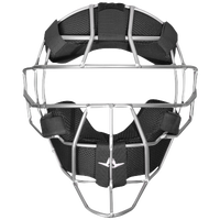 All Star System 7 MVP Traditional Facemask - Men's - Black / Grey