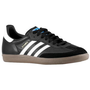 adidas Originals Samba  - Men's - Black/White/Gum