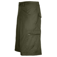 Nike Woven 6th Man Cargo Shorts - Men's - Olive Green / Olive Green
