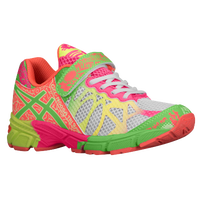 ASICS� GEL-Noosa Tri 9 - Girls' Preschool - White / Light Green