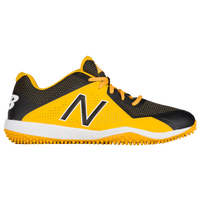 New Balance 4040v4 Turf - Men's - Black / Yellow