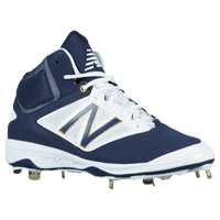 New Balance 4040v3 Metal Mid - Men's - Navy / White