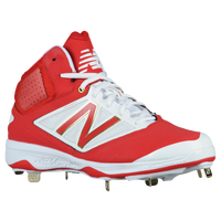 New Balance 4040v3 Metal Mid - Men's - Red / White