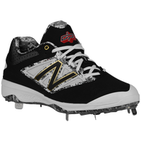 New Balance 4040v3 Metal Low - Men's -  Dustin Pedroia - Black / White