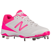 New Balance 4040v1 Metal Low - Women's - White / Pink