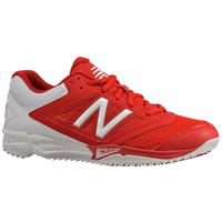 New Balance 4040v1 Turf - Women's - Red / White