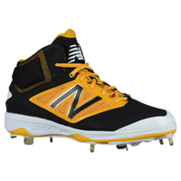 New Balance 4040v3 Metal Mid - Men's - Black / Yellow