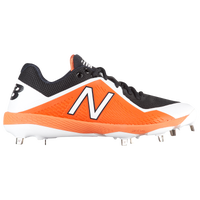 New Balance 4040V4 Metal Low - Men's - Black / Orange
